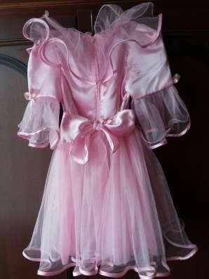 Праздничное платье на девочку в Москве Фото 1