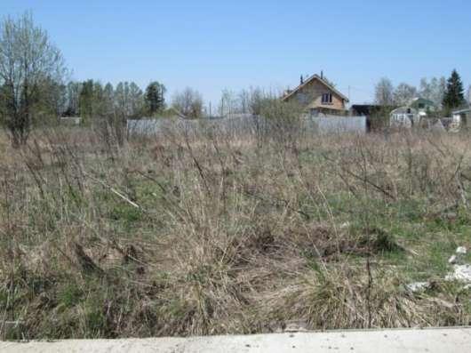 Продается земельный участок 12 соток в черте гор. Можайск (Ямское поле) 96 км от МКАД по Минскому шоссе.