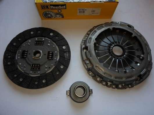 Комплект сцепления. Fiat Ducato 2.5/ 2.8 D/TDi 1994-2002