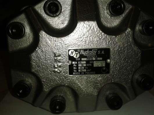 Насос шестерёнчатый Pz2 k-40 Hydrotor S. A