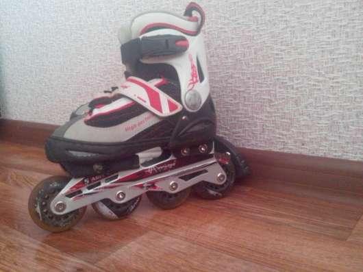 Продаем детские ролики в хорошем состоянии