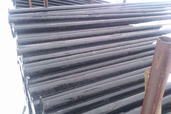 Столбы металлические для заборов