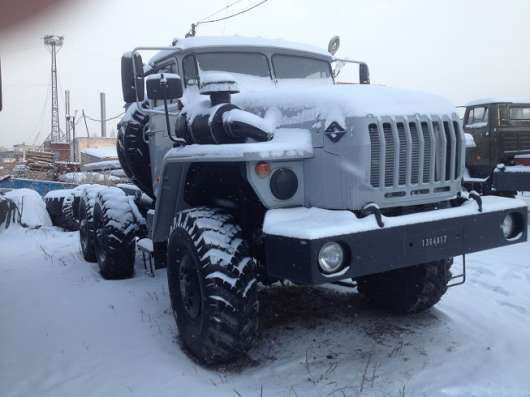 Шасси Урал ЯМЗ 236 НЕ-2