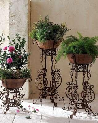 Цветочницы, подставки для цветов в Тюмени Фото 1