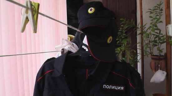 Форма полицейская РФ летняя полевая новая. Размер 60 рост 6.