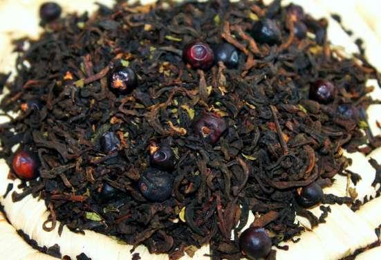 Чай ароматизированный с натуральными ингредиентами, оптом в Москве Фото 1