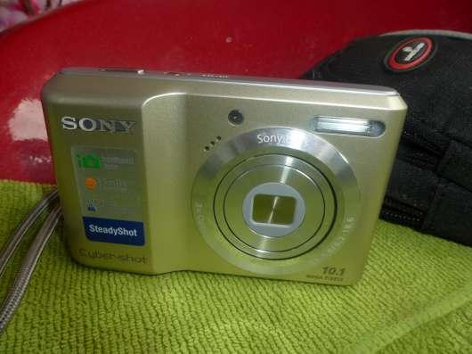 продам фотоаппарат sony 10 mp