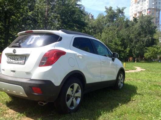Продажа авто, Opel, Mokka, Автомат с пробегом 23000 км, в Москве Фото 2