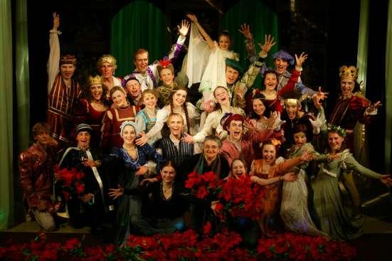 Актерское мастерство, Учебный театр Квадрат на Поклонной 16