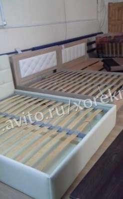Кровать Крок Б двуспал с ящиком. Доставка бесплат