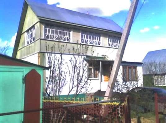 Продается дачный участок с домом