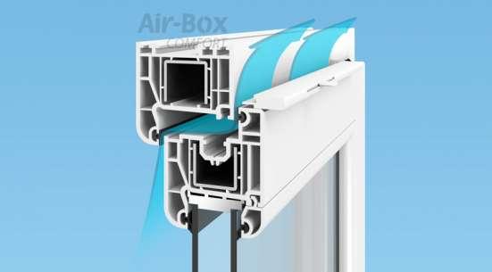 Клапан Air-Box comfort в Красноярске Фото 1