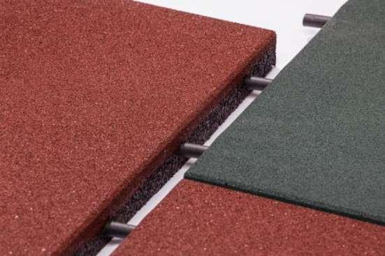 Продаётся резиновая плитка 500х500 от производителя для благоустройства территорий.
