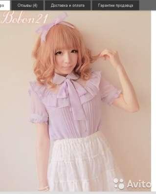 Блузка в стиле Lolita, новая, с биркой, в упаковке в Перми Фото 2