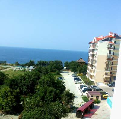 Продам 1 комнатную в Геленджике с Панорамным Видом на Море !