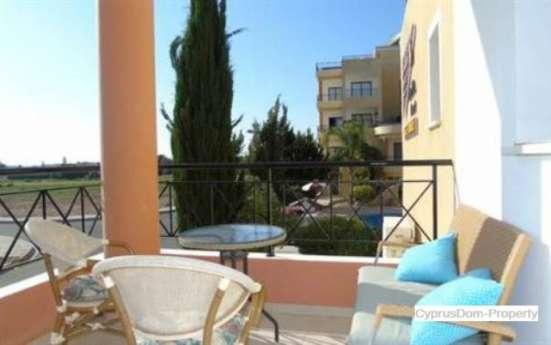 Замечательный трехкомнатный Апартамент в Пафосе-Кипра
