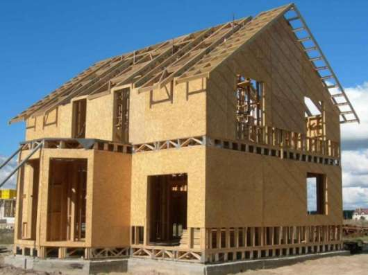 Строительство домов в Пушкино.Местная бригада Фото 4