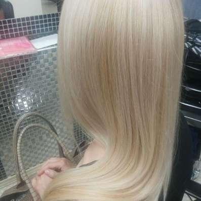 Кератиновому разглаживанию волос Salon Royal Hair