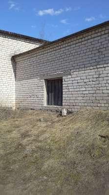 Земельный участок с недвижимостью