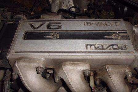 Продажа авто, Mazda, Luce, Автомат с пробегом 144000 км, в Екатеринбурге Фото 4