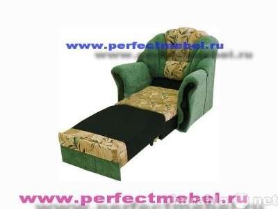 Кресло кровать выкатное по размерам