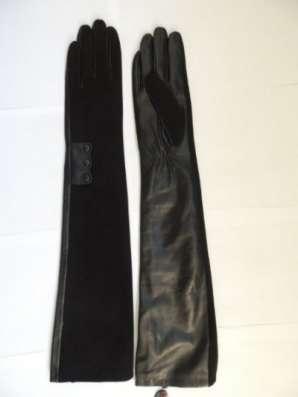 кожаные перчатки оптом и в розницу в Барнауле Фото 1