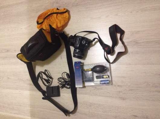 Зеркальный фотоаппарат Sony Alpha 300