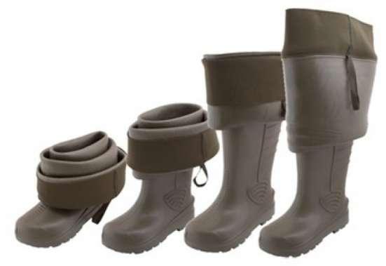 Морозостойкая обувь из лёгкого материала ЭВА в Абакане Фото 4