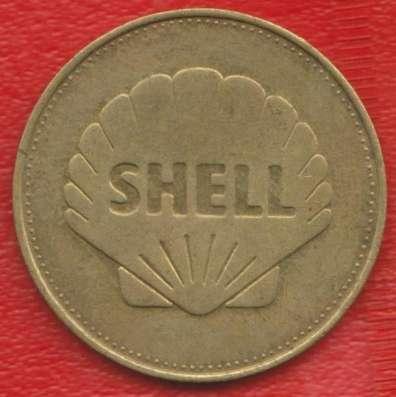 Жетон Shell Шелл Авиация Хевилленд Комета 1952 в Орле Фото 1