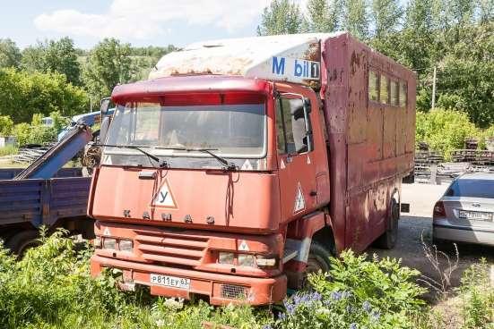 Продается Камаз 35325 - контейнер