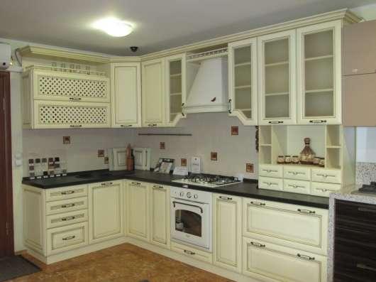 Заказать кухню с массива ясеня в Киеве,Сумах,Украине,недорог Фото 3