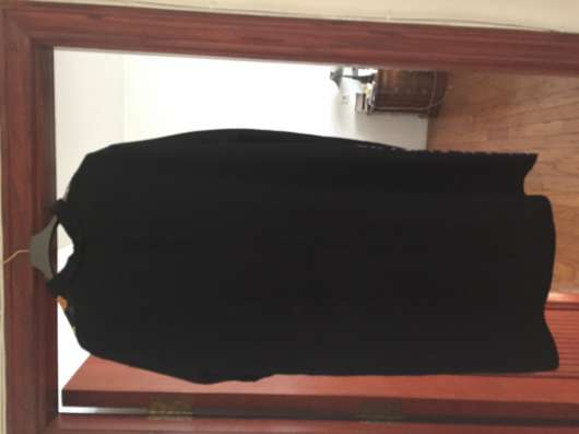 Платье комбинированное натуральный шёлк с тканью