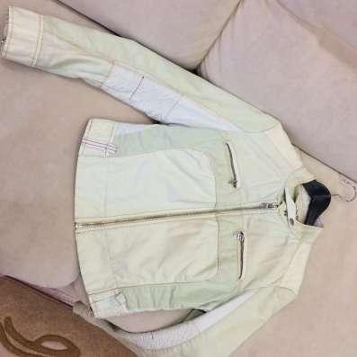 Куртка-джинсовка