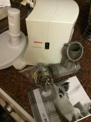 Мясорубка Bosch mfw 15