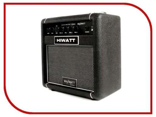 Комбо-усилитель HIWATT MAXWATT G50CMR