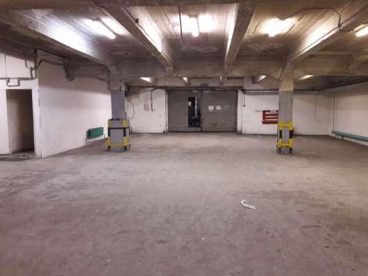 Сдам склад, мелкое производство, 367 кв. м, м. Балтийская в Санкт-Петербурге Фото 1