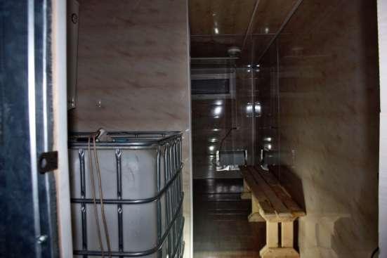 Блок-контейнер 6-м душевые-помывочные кабины укомплектованн в Санкт-Петербурге Фото 4