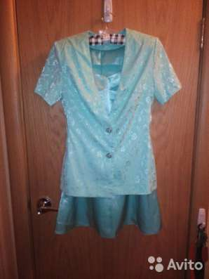 Платье + пиджак праздничные
