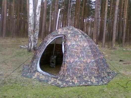 Универсальная походная палатка-баня УП-1 в Казани Фото 2