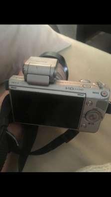 Фотоаппарат Sony Alfa nex 5
