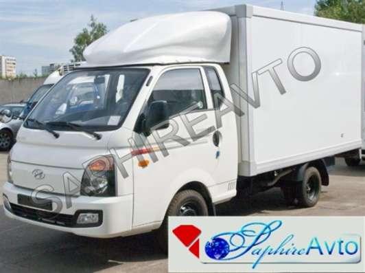 Новый изотермический фургон Hyundai Porter II