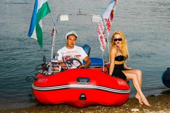 Продажа: лодок, тентов, моторов, бассейнов, мобильных бань в Уфе Фото 3
