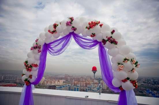 Выездная регистрация брака на крыше!
