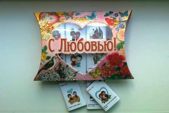 Сувенирный шоколад во Владимире