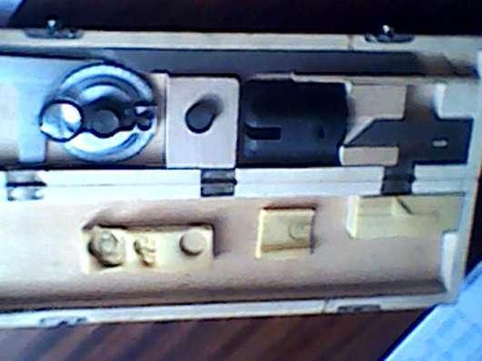 Микрометр гладкий МК400 кл 1 ц д 0.01 в Москве Фото 2