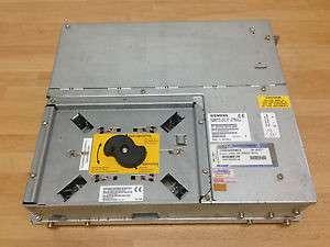 Ремонт Siemens Sinumerik SIMOTION PCU 08T 010 012 015 D425 C