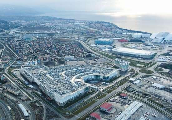 Участок рядом с Олимпийскиим объектами