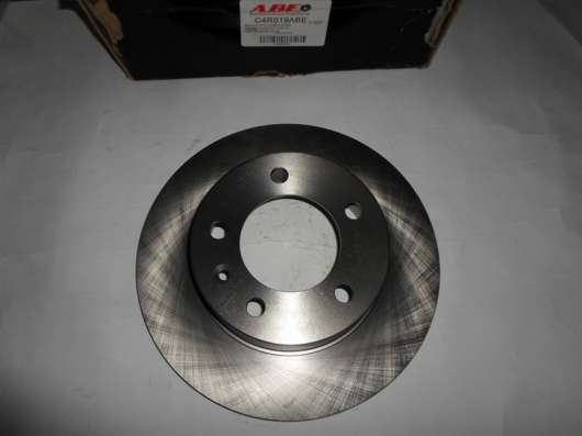 Тормозной диск, задний. Opel Movano, Renault Master