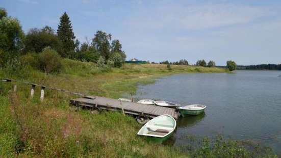 Отдых и рыбалка на Рузском водохранилище