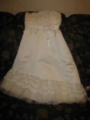 Платье нарядное для девочки на праздник